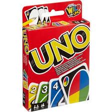 Uno Oyun Kartı